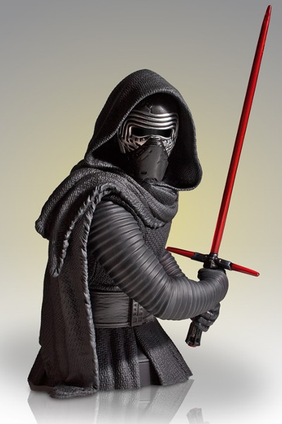 Gentle Giant Star Wars The Force Awakens Kylo Ren Bust